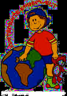 Kunterbunte Kinderwelt